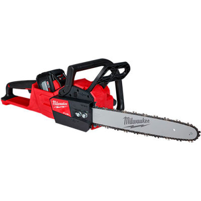 "Milwaukee® 2727-21HD M18™ Fuel™ 16"" Cordless Chainsaw Kit W/ 12.0Ah Battery"