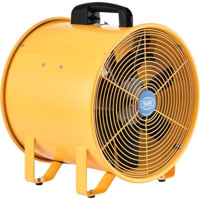 "Global Industrial™ 16"" Portable Ventilation Fan - 2850 CFM - 1 HP"