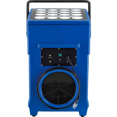 Global Industrial™ Commercial Air Scrubber & Negative Air Machine W/ HEPA Filter, 650W, 115V