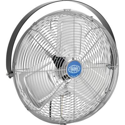 "Global Industrial™ 18"" Industrial Workstation Fan, 3 Speed, 4600 CFM, 1/3 HP, Single Phase"