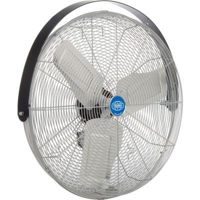 "Global Industrial™ 24"" Industrial Workstation Fan, 2 Speed, 8000 CFM, 1/3 HP, Single Phase"