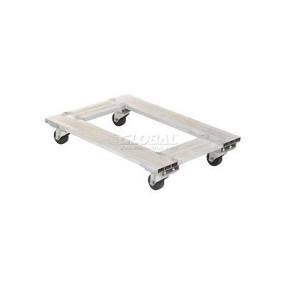 """Aluminum Caster Dolly ACP-2130-9 30""""L x 21""""W 900 Lb. Capacity"""