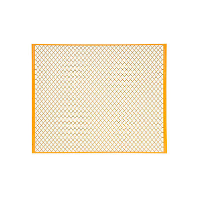 Global Industrial™ 6' W Machinery Wire Fence Partition Panel