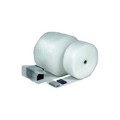 """Global Industrial™ Bubble Roll, 500'L x 24""""W, 3/16"""" Thick, Clear, Pack of 2"""
