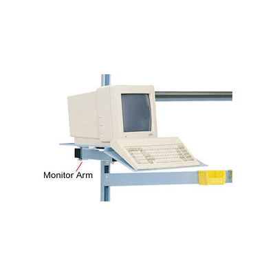 Pro-Line Articulating Monitor Arm, Tan