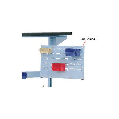Articulating Bin Panel