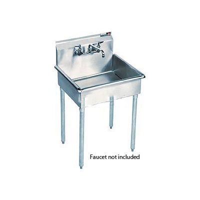 Aero Manufacturing Company® 4S1-2436 Stainless Steel Compartment Sink
