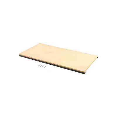 Global Industrial™ Additional Shelf Kit for 60 x 30 High End Wood Shelf Truck