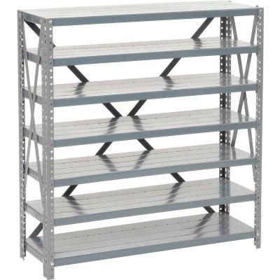 Global Industrial™ Steel Open Shelving 7 Shelves No Bin - 36x18x39