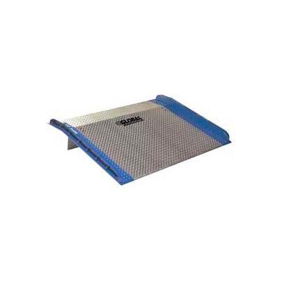 Bluff® AC6036 Aluminum Dock Board with Steel Curbs 60 x 36 10,000 Lb. Cap.