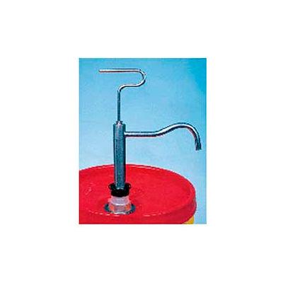 Pompe à piston Action Pump 1462 pour fluides non corrosifs – convient aux tonnelets de 5 gal
