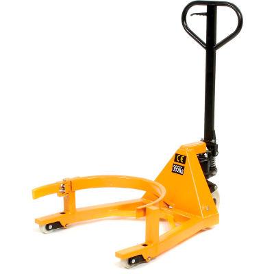Global Industrial™ Portable Hydraulic Drum Lifting Jack 800 Lb. Capacité