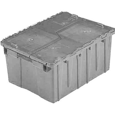 ORBIS Flipak® Distribution Container FP261 - 23-7/8 x 19-5/8 x 12-5/8 Gray