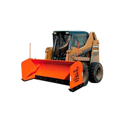 Skid-Steer Snow Pusher 8' Wide - 2603108