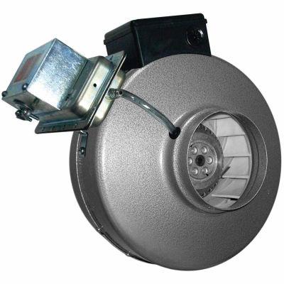 """Vortex Inline Blower Fan 4"""" With Pressure Switch"""