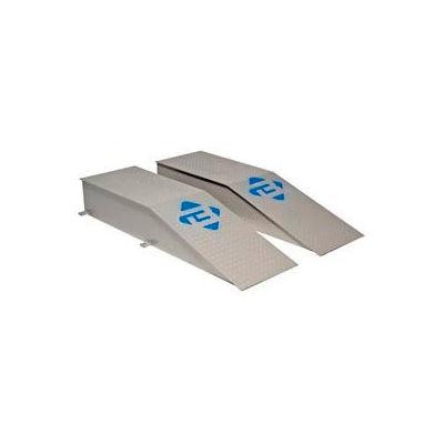 Bluff® SWR818108 Premium Steel Wheel Riser 108 x 18 x 8