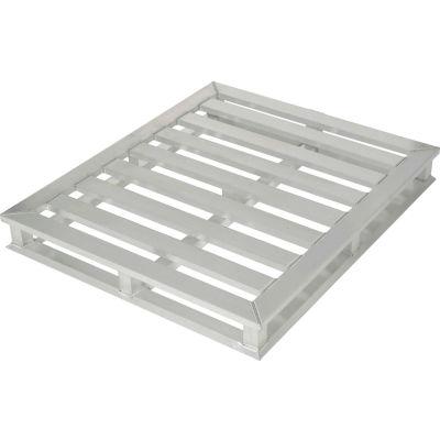 New Age Aluminum Pallet 40x48x5-1/4 Four Way