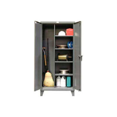 Strong Hold® Heavy Duty Maintenance Storage Cabinet 36-BC-244 - 36x24x78