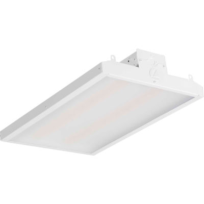 Lithonia IBE 12LM MVOLT 50K LED Linear High Bay, 83W, 11652 Lumens, 5000K, 0-10V Dim, DLC Premium