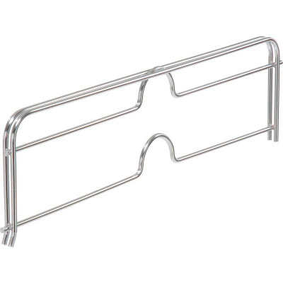 18 X 4 Shelf Retainer/Divider