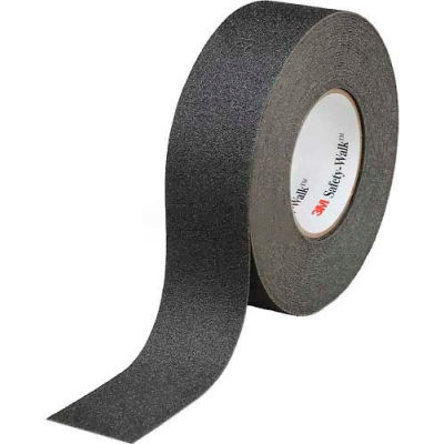 3M™ Safety-Walk™ Slip-Resistant General Purpose Tapes/Treads 610, BK, 0.75 in x 60 ft,4
