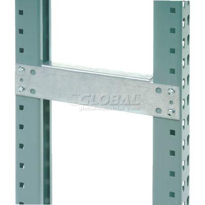 "12""L Row Spacer Interlake Mecalux Pallet Rack"