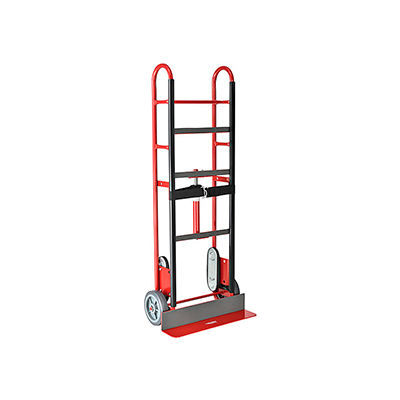 Global Industrial™ 2-Wheel Professional Appliance Hand Truck, 750 Lb. Capacity