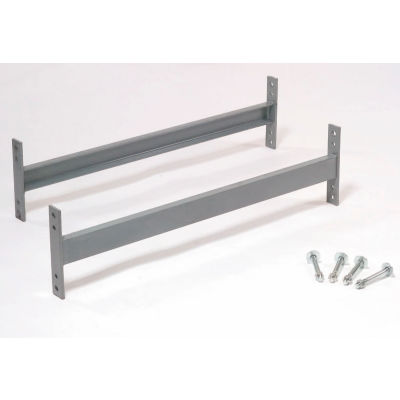 """Global Industrial™ 60"""" Cantilever Brace For 8' Uprights, 3000-5000 Series, 3/Pack"""