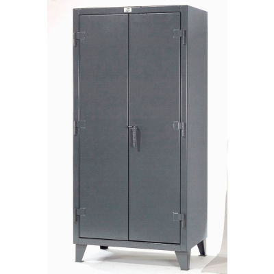 Strong Hold® Heavy Duty Storage Cabinet 46-244 - 48x24x78