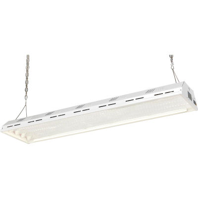 Global Industrial™ LED Linear High Bay, 200W, 19700 Lumens, 4000K, Dimmable