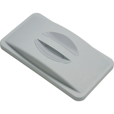 Rubbermaid® Solid Lid With Handle,