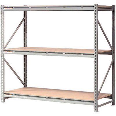 "Global Industrial™ Extra Heavy Duty Storage Rack, Wood Deck, 60""Wx36""Dx120""H Starter"