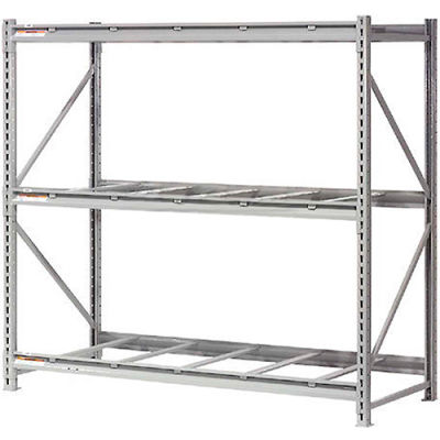 """Global Industrial™ Extra High Capacity Bulk Rack Without Decking 60""""W x 24""""D x 72""""H Starter"""