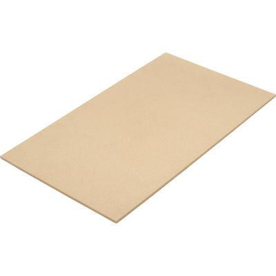 """Global Industrial™ Wood Deck 96""""Wx24""""Dx5/8"""" Épais"""