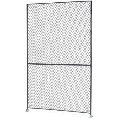 Global Industrial™ Wire Mesh Panel - 1x8