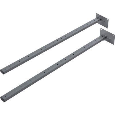 "Upright Kit 48""H Pair - Gray"