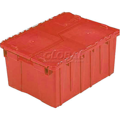 ORBIS Flipak® Distribution Container FP403 - 27-7/8 x 20-5/8 x 15-5/16 Red