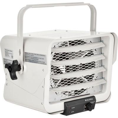 Global Industrial™ Multi-Watt Unit Heater, 1881-5000W, 240V-208V