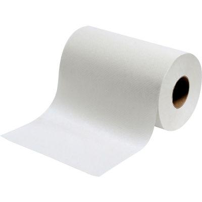 Rouleaux d'essuie-toutGlobal Industrial™, blanc,350 pi/rouleau,12 rouleaux/boîte