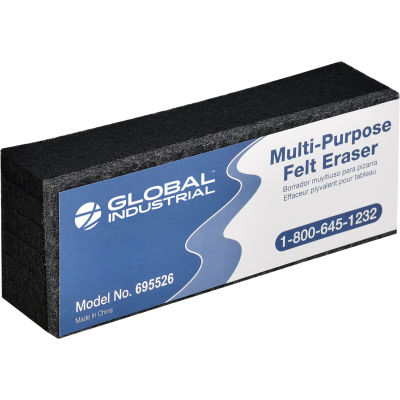 Global Industrial Dry Erase Eraser