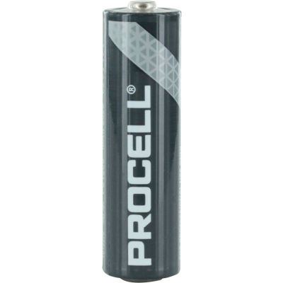 Pile Duracell® Procell® PC1500 AA, qté par paquet : 24