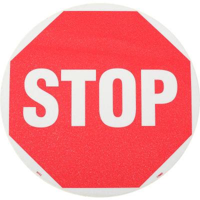 Floor Signs - Stop