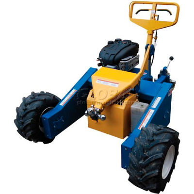Gas Powered Trailer Mover PTM-GPT 12,000 Lb. Pull, 1000 Lb. Tongue Cap.