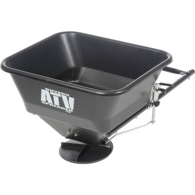ATV All Terrain Vehicle Spreader 100 Lb. Capacity - ATVS100