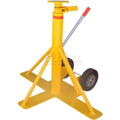 Big Foot Trailer Jack Stand BFSJ-2748 100,000 Lb. Static Capacity