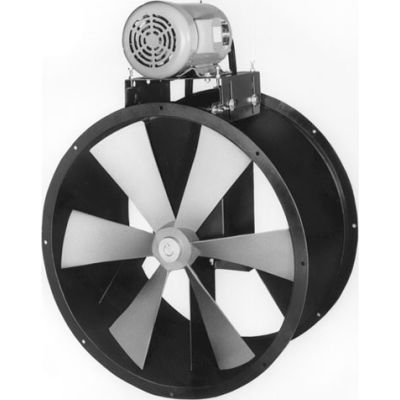 """27"""" antidéflagrant humide environnement Duct Fan - 1 Phase 1 HP"""