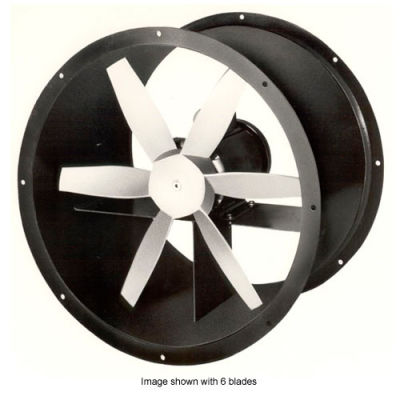 """12"""" Explosion Proof Direct Drive Duct Fan - 1 Phase 1/2 HP"""