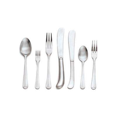Alegacy 9911 - Hollow Handle Dinner Knife, Brighton Pattern, 12 Pack