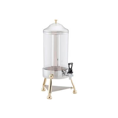 "Alegacy AL910 - Juice Dispenser, Brass, 26""H"