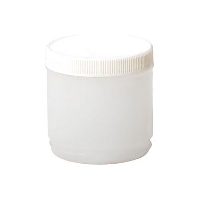 Alegacy PP5WH - Pourer Pint With Cap, White - Pkg Qty 12